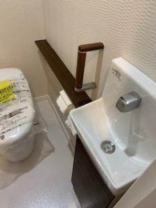 調布 トイレ リフォーム